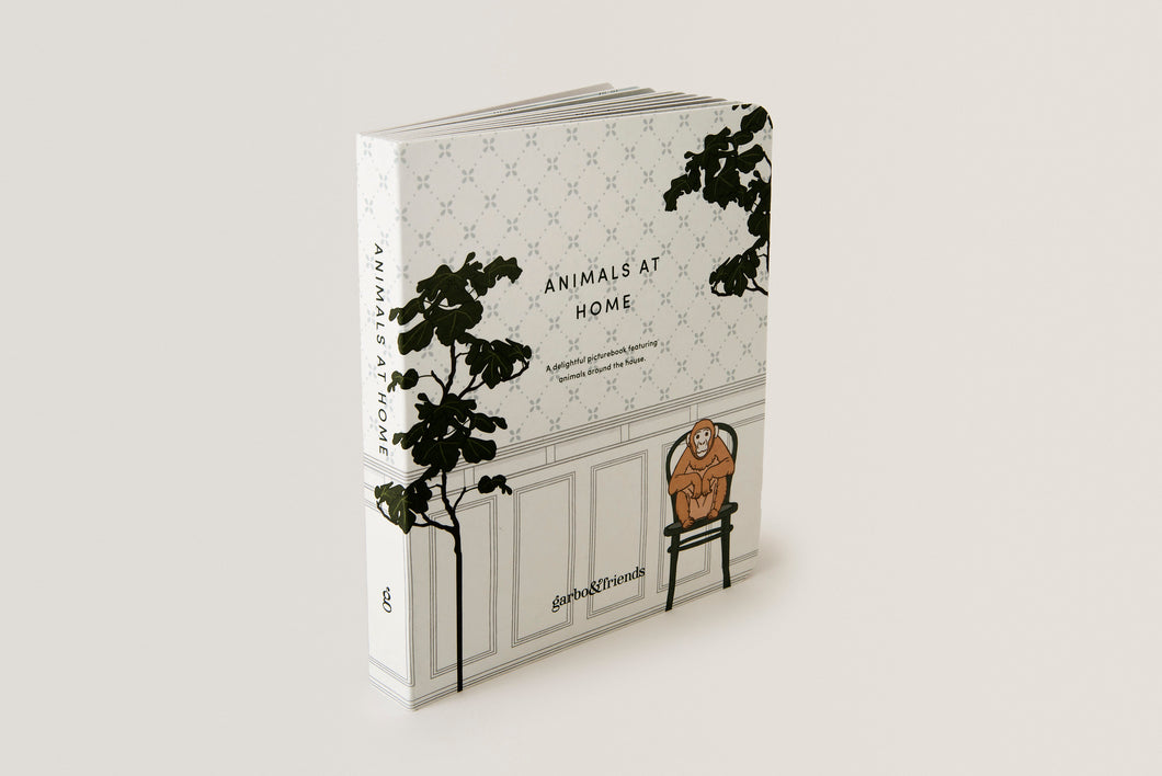Book • Animals At Home