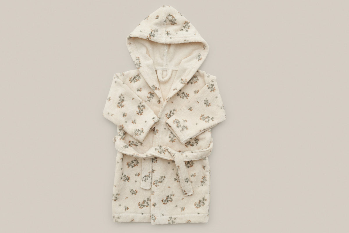Clover Bathrobe | 1-2 Years