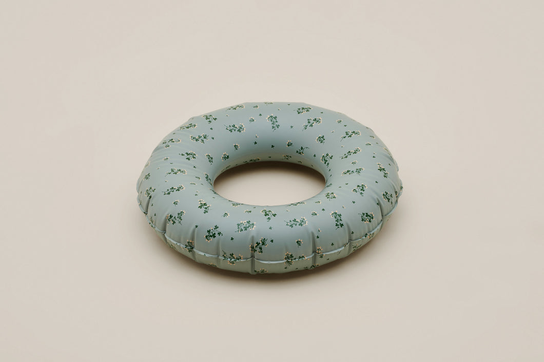 Green Clover Swim Ring | Small