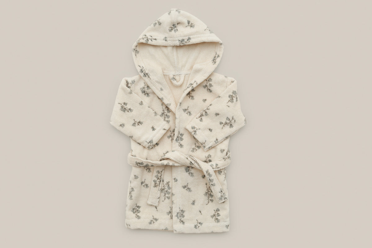 Bluebell Bathrobe | 1-2 Years