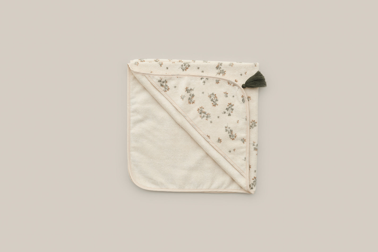 Clover Hooded Baby Towel
