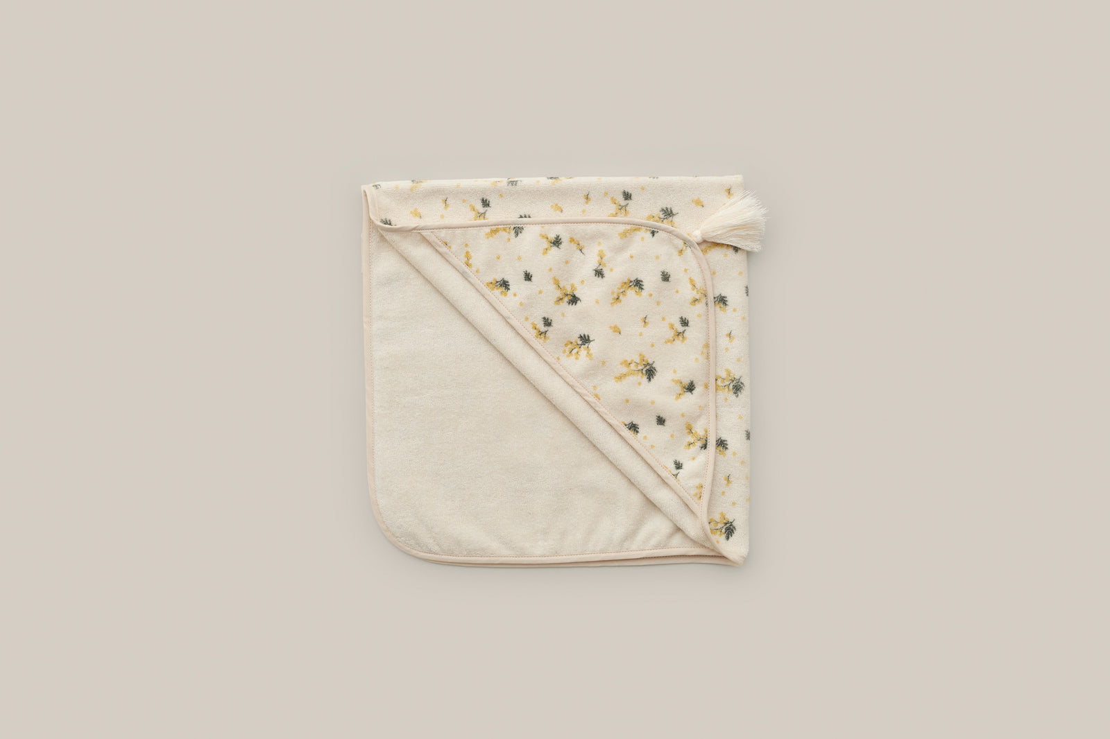 Mimosa Hooded Baby Towel