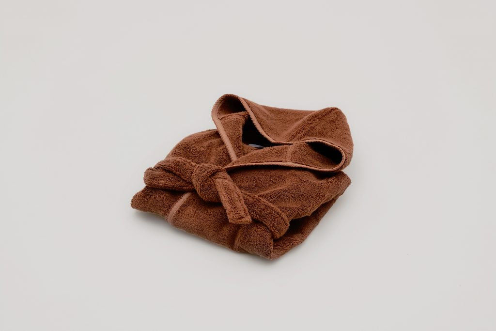 Cinnamon Hotel Bathrobe | 3 Sizes