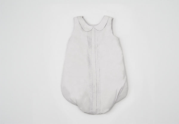 Pleats Sleep Bag • Soft Gray