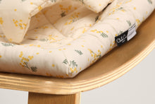 Load image into Gallery viewer, Charlie Crane LEVO Rocker with Mimosa Cushion