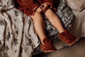 Cinnamon Hotel Slippers | 3 Sizes
