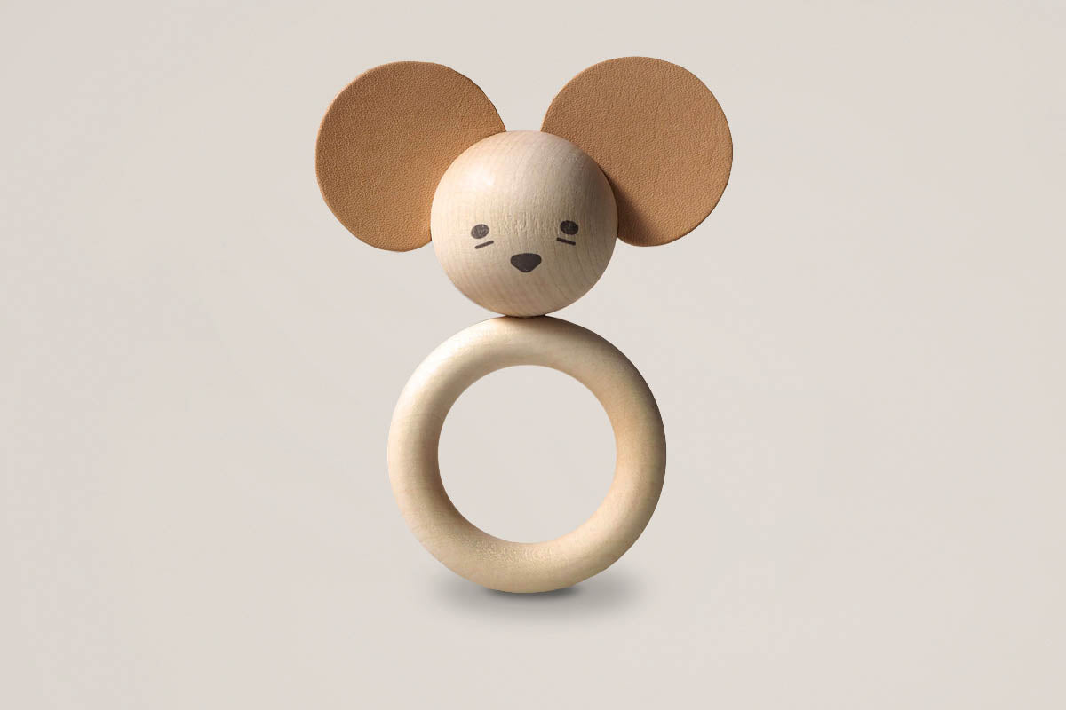 Mr. Mouse Teether