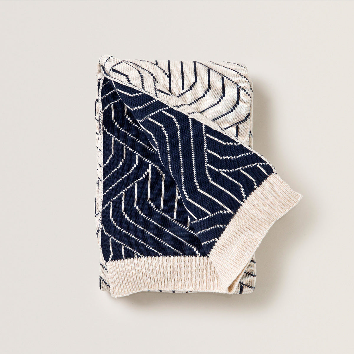 Strada Cotton Baby Blanket