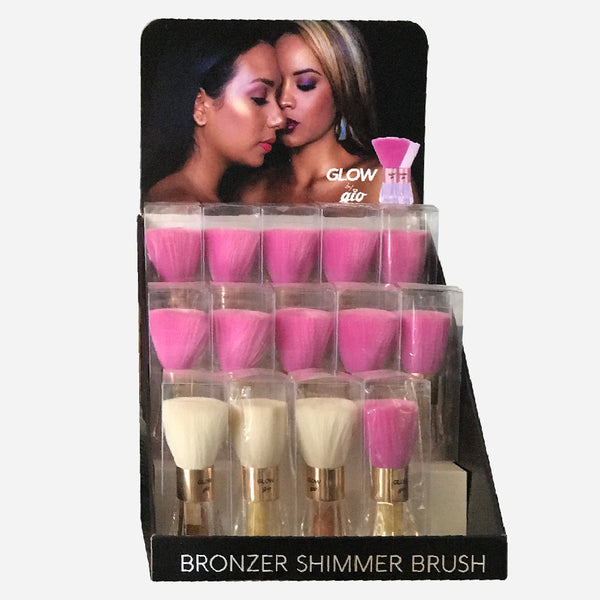 Bronzer Shimmer Brush In-Shop Promotion Package