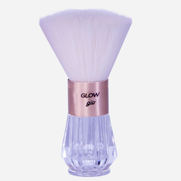 Glow by Gio White Shimmer Brush