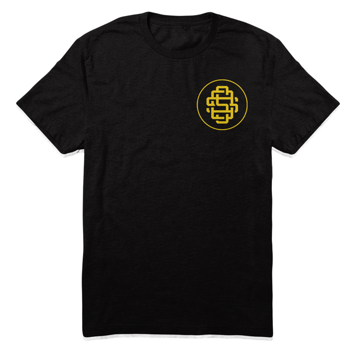 OSS Monogram Shirt (Black)