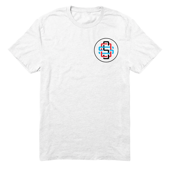 OSS Monogram Shirt (White)