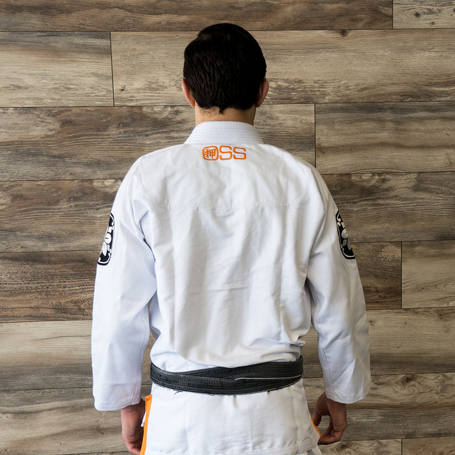 OSS Kimonos | New Era | White