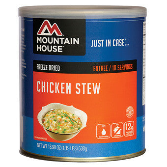 Chicken Stew - Mountain House®