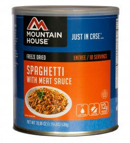 Spaghetti with Meat Sauce - Mountain House®