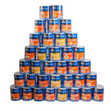6-month supply Mountain House® Freeze-Dried - 1 adult - 2 meals/day