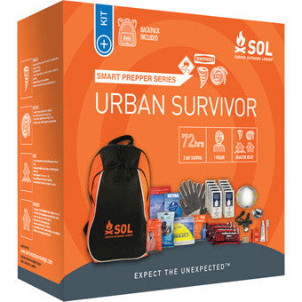 Smart Prepper Urban Survivor 72-Hour Kit