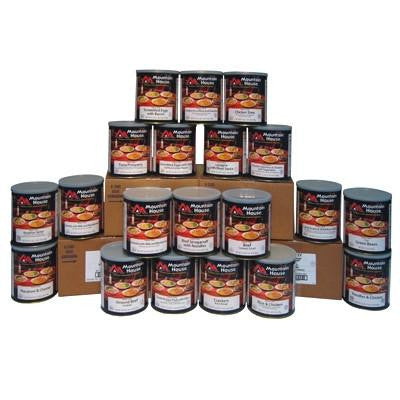 Rainy Day Ready™ Supply of Mountain House® Freeze Dried Food