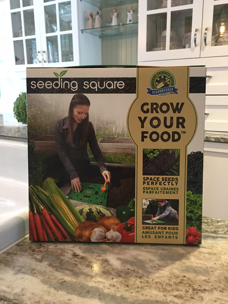 Seeding Square-Beyond The Arbour