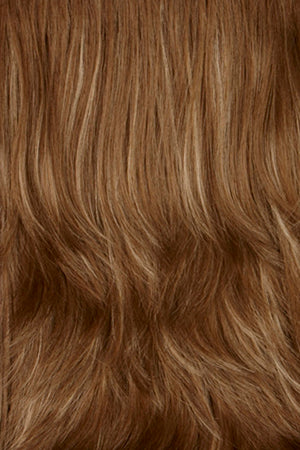 Golden Brown with Light Gold Blonde highlights (12H)