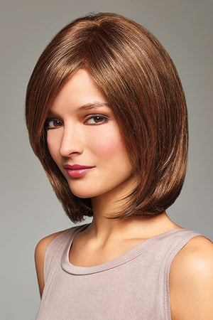Fiona by Henry Margu in Chocolate Brown with Carmel highlights (7H)