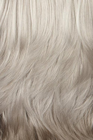 Silver White with Light Brown in back (60H)