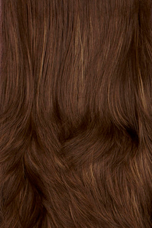 Medium Brown with Golden Brown highlights (8H)