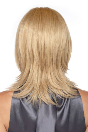 Brook - Lace Front  By Estetica in Spring Honey Blonde / Light Ash Blonde Blend (R140/22)
