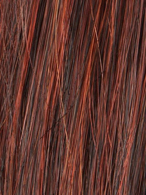 Hot Chilli Mix (33.130.4) | Dark Copper Red, Dark Auburn, and Darkest Brown blend