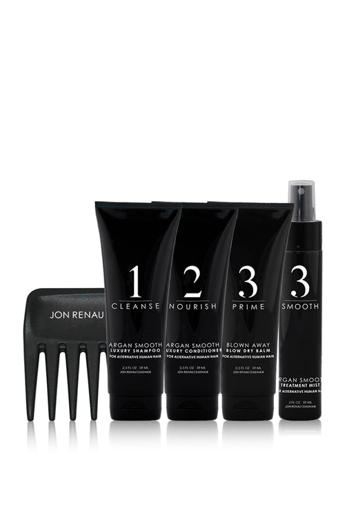 Travel Size Human Hair Kit by Jon Renau