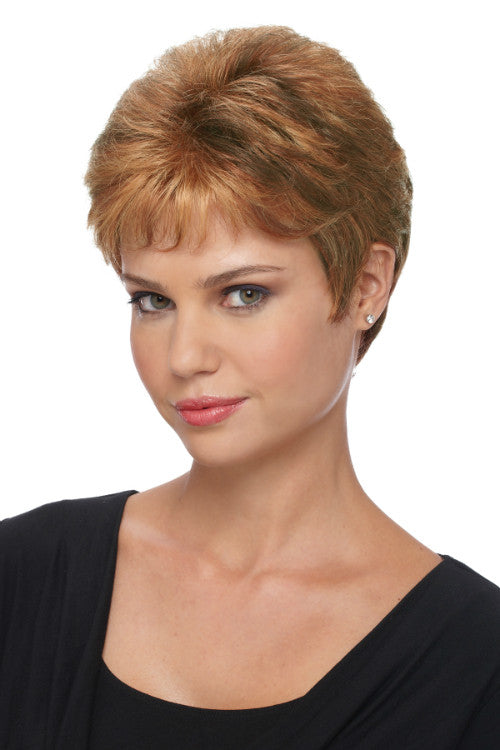 Nancy - Petite By Estetica in Medium Auburn w Light Auburn w Golden Blonde Blend (R30/28/26)