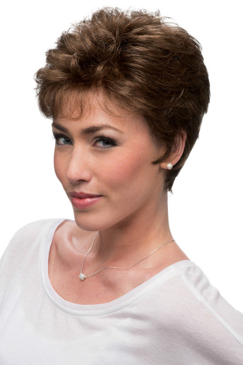 Valerie - Petite By Estetica in Light Golden Brown w Light Brown Blend (R9/12)