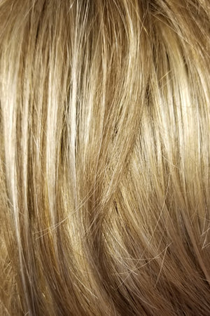 Light Brown w Chunky Golden Blonde Highlights (R12/26CH)