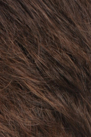 Chestnut Brown w Light Auburn Highlights (R6/27H)