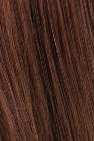 Chestnut Brown w Medium Auburn Highlights (R6/30H)