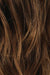 Chestnut Brown w Subtle Auburn Highlights n Auburn Tipped Ends (RTH6/28)