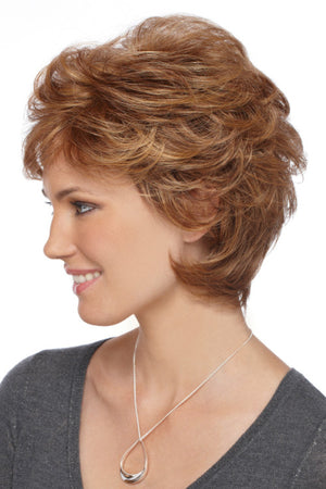 Rebecca By Estetica in Medium Auburn w Light Auburn w Golden Blonde Blend (R30/28/26)