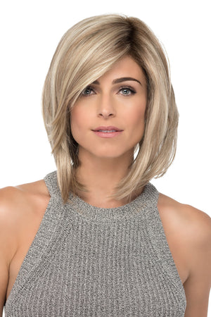 Sky By Estetica in Highlighted Copper Blonde with Golden Brown Roots (RH1488RT8)