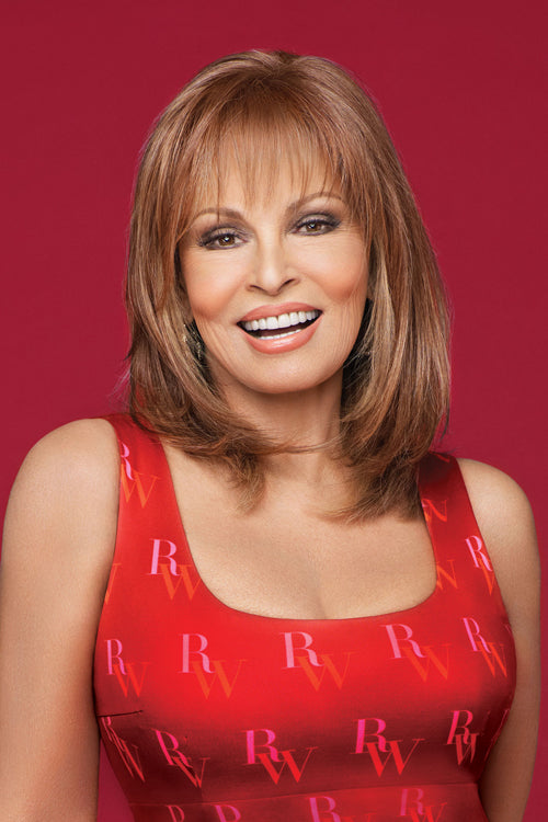 Top Billing by Raquel Welch in Rusty Auburn (RL30/27)