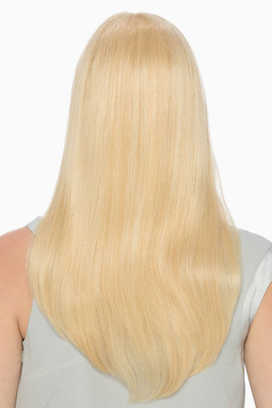 Victoria By Estetica in Pale Golden Blonde / Light Ash Blonde Highlights (R613/24H)
