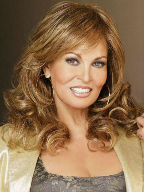 Always by Raquel Welch in Rusty Auburn (RL30/27)