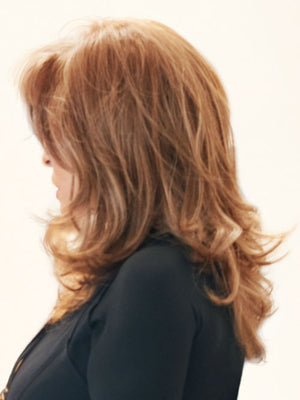 Curve Appeal by Raquel Welch in Rusty Auburn (RL30/27)
