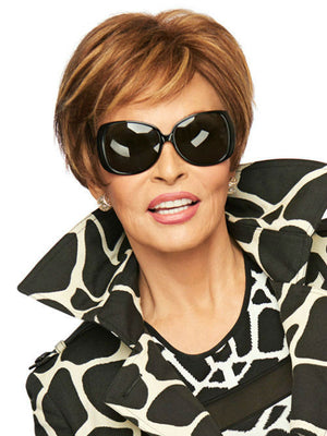 Excite - Petite Average by Raquel Welch in Glazed Cinnamon (R3025S)