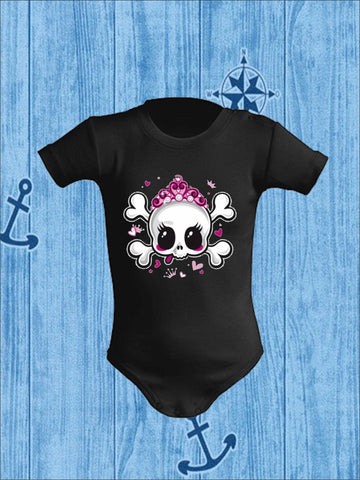 BODY PRINCESA CALAVERA