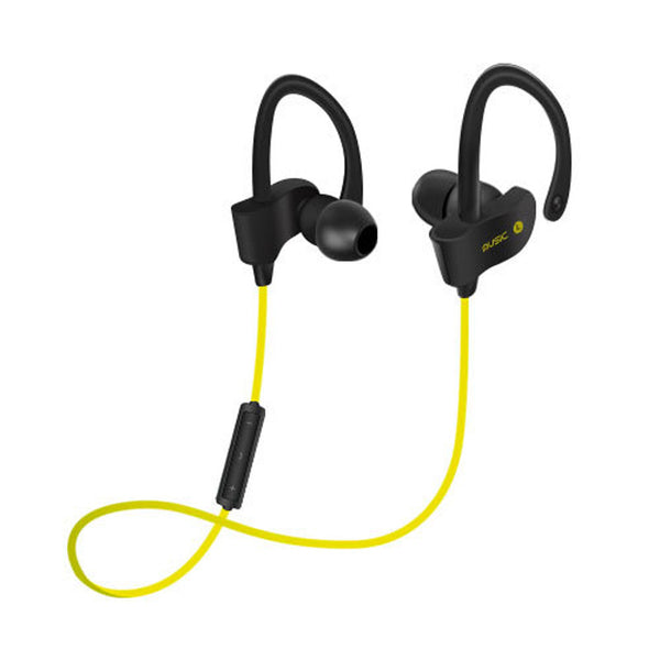 New!! TEAMYO S4 Stereo In-Ear Bluetooth Earphone Wireless Sport Headsets Music Player with Mic For iPhone 5 6 6s SE Samsung MP3 - ZOË Products Int'l. - 4
