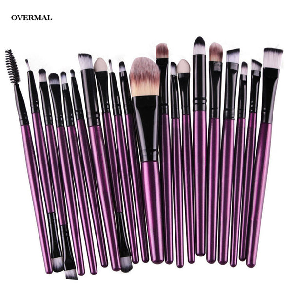 ZOË Makeup Brushes, 20pcs/set  Makeup Brush Set - ZOË Products Int'l. - 2