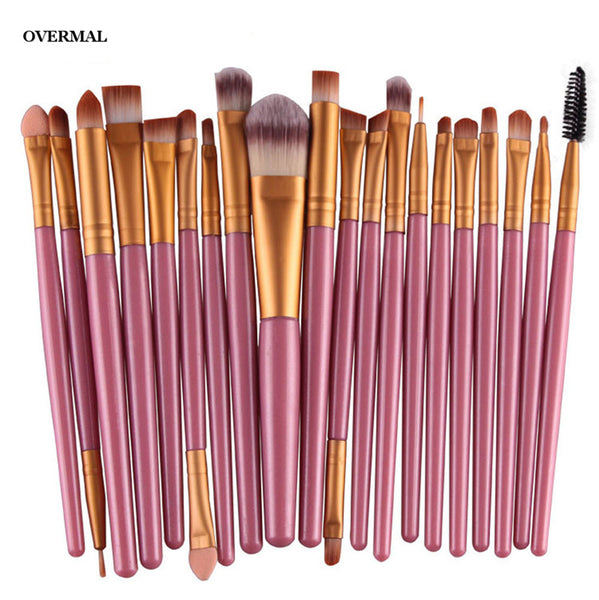 ZOË Makeup Brushes, 20pcs/set  Makeup Brush Set - ZOË Products Int'l. - 3