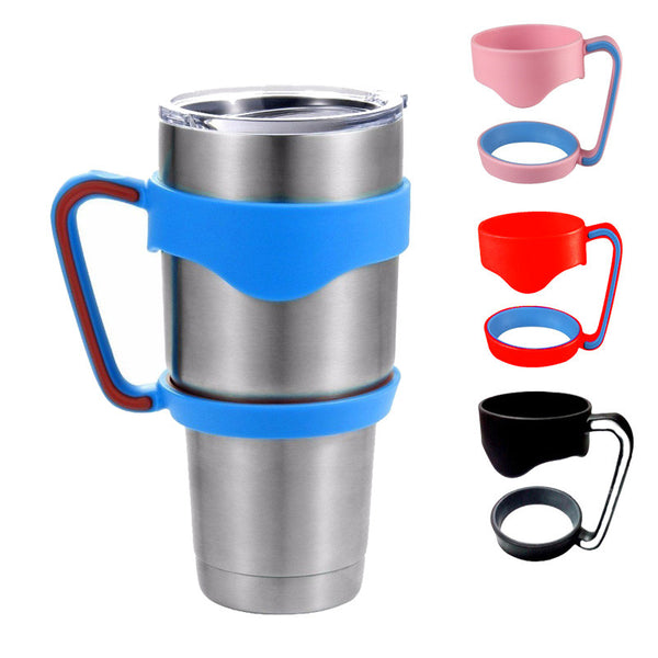 New! Cup Handle For YETI 30 Ounce Tumbler Cup Hand Holder Fit Travel - ZOË Products Int'l. - 1
