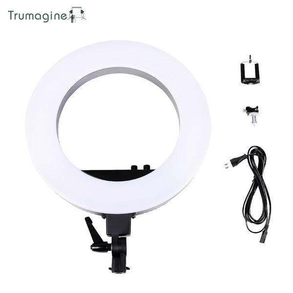 TRUMAGINE 18 INCH Photo Studio Led Ring Light for Photography /Studio Ring Lighting Digital Lamp 55W 5500K 240V