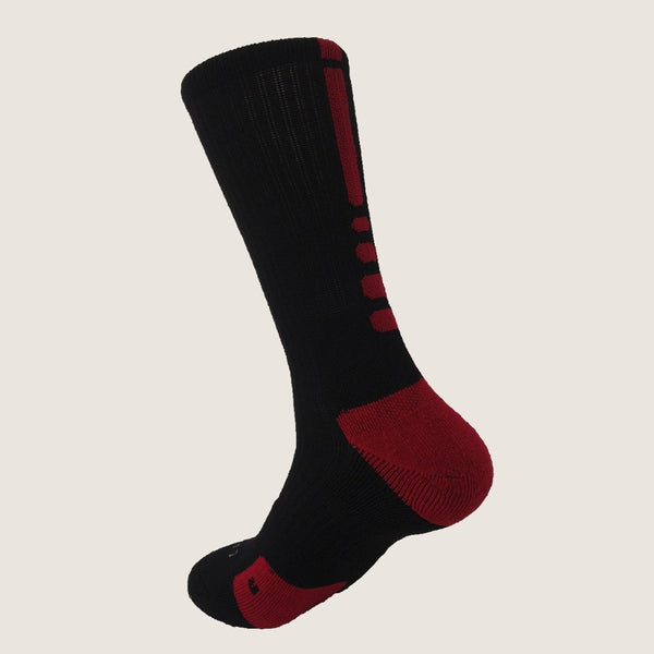 New! ZOË Thick Outdoor Men's Athletic Socks Fashion Sport Professional Basketball Elite Brand Sock Good Quality - ZOË Products Int'l. - 2